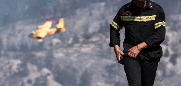 Απαγορεύσεις κυκλοφορίας οχημάτων και παραμονής εκδρομέων σε περιοχές της ΠΔΕ για αύριο Σάββατο λόγω πολύ υψηλού κινδύνου πυρκαγιάς