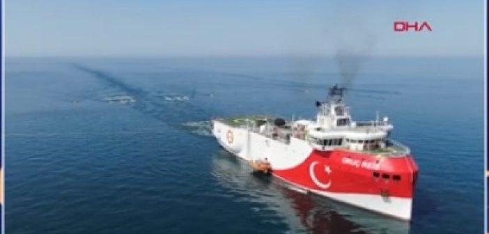 Απόσυρση τουρκικών πλοίων από το Καστελόριζο – Θεωρείται κίνηση αποκλιμάκωσης