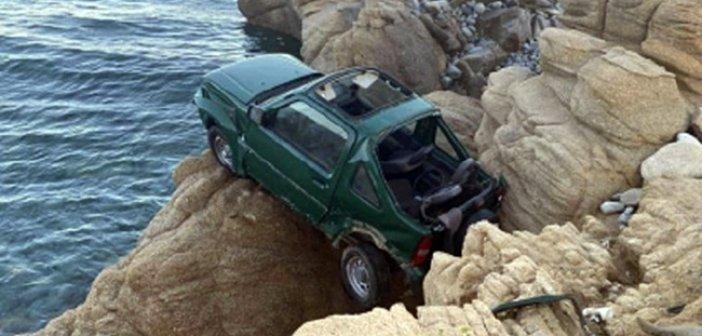 Φρικτό τροχαίο στη Μύκονο: Νεκρή 18χρονη – Έπεσε με το αυτοκίνητο σε γκρεμό (ΦΩΤΟ)