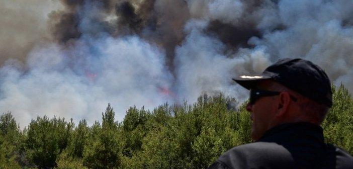 Ηλεία: Ολονύχτια μάχη με τις φλόγες- Μαίνεται για δεύτερη μέρα ο πύρινος εφιάλτης (ΦΩΤΟ)
