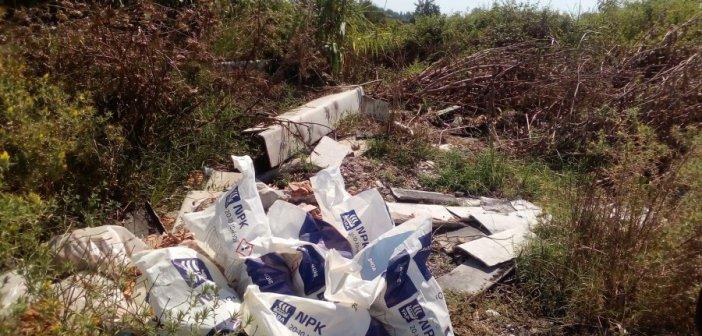 Ανεξέλεγκτη εναπόθεση απορριμμάτων στο Αγρίνιο: «Καμία μήνυση κατά παντός υπευθύνου δεν είχε αποτέλεσμα»