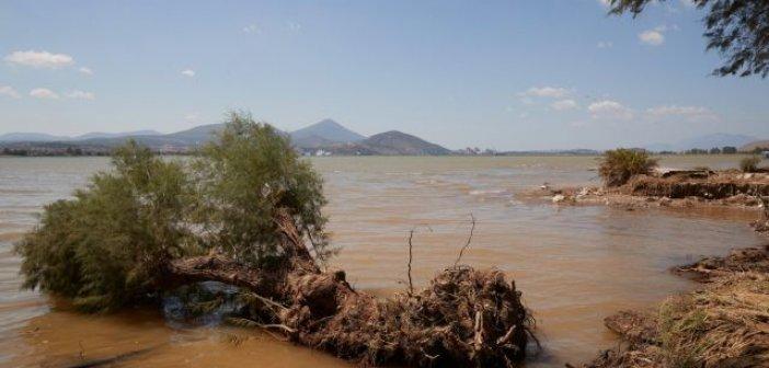 Πλημμύρες στην Εύβοια: Έτοιμη για παροχή επείγουσας βοήθειας η Ε.Ε.