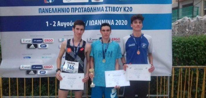 Η Γυμναστική Εταιρεία Αγρινίου (ΓΕΑ) συγχαίρει τους αθλητές για τις επιτυχίες τους