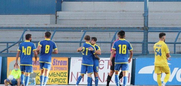 Παναιτωλικός – Αστέρας Τρίπολης: Οι Αρκάδες πήραν τη φιλική νίκη (0-2)