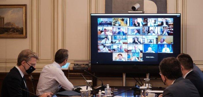 Συνεδριάζει αύριο το Υπουργικό Συμβούλιο – Τι θα συζητηθεί