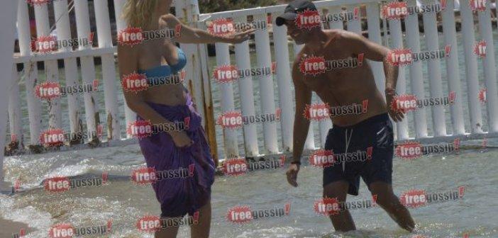 Νίκος Αλιάγας: Ο γόης της γαλλικής τηλεόρασης ξανά στην Ελλάδα του (ΔΕΙΤΕ ΦΩΤΟ)