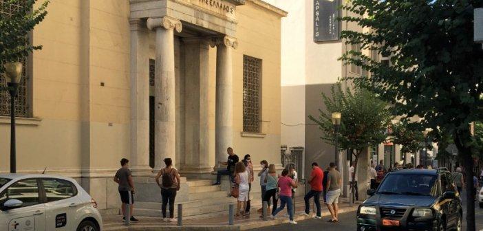 Τεστ κορονοϊού – Δήμος Αγρινίου: Συνεχίζονται τα τεστ στους δημοτικούς υπαλλήλους