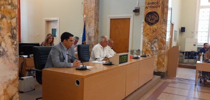 Δημοτικό Συμβούλιο Αγρινίου: Τη Δευτέρα η συνεδρίαση κεκλεισμένων των θυρών