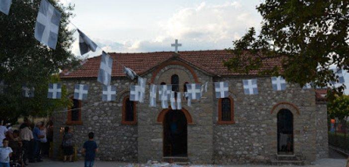 Πανηγυρίζει το ξωκκλήσι της Μεταμορφώσεως του Σωτήρος Χριστού στα Αμπάρια Παναιτωλίου
