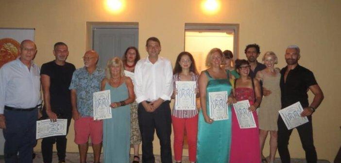 Αμφιλοχία: Εγκαινιάστηκε η έκθεση στο Ίδρυμα Μάργαρη (ΔΕΙΤΕ ΦΩΤΟ)