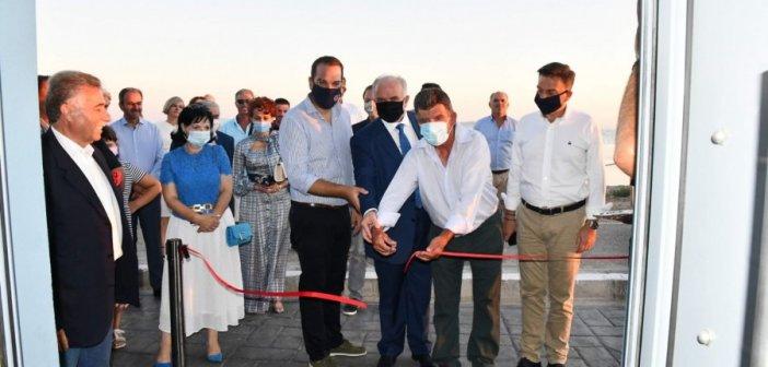 Άνοιξε τις πύλες του στο κοινό το νέο Μουσείο Άλατος (ΦΩΤΟ)