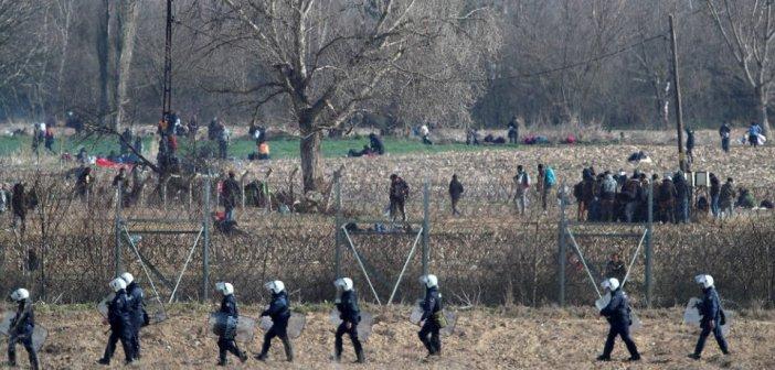 Έβρος: Δυνάμεις των ΕΚΑΜ θα «σαρώνουν» όλα τα περάσματα