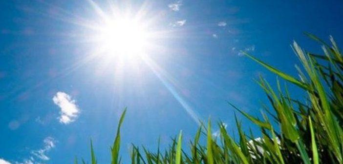 Καιρός σήμερα: Ζέστη με τη θερμοκρασία στους 37 βαθμούς