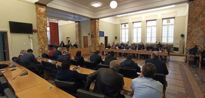Line η συνεδρίαση του Δημοτικού Συμβουλίου Αγρινίου