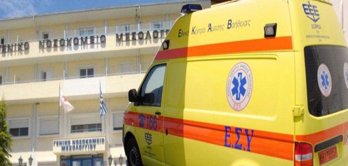 ΕΚΑΒ Μεσολογγίου: Προσλήψεις τριών ατόμων πληρωμάτων ασθενοφόρων