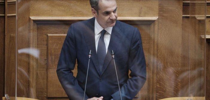 Μητσοτάκης: Η Ελλάδα επεκτείνει την αιγιαλίτιδα ζώνη προς δυσμάς από τα 6 στα 12 μίλια!