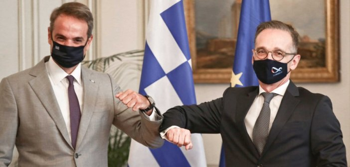 Τερματισμό των προκλήσεων στην ανατολική Μεσόγειο και διάλογο θέλει ο Μάας
