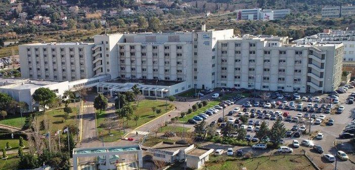 Δυτική Ελλάδα: Κανένας ασθενής με κορωνοϊό στο νοσοκομείο του Ρίου