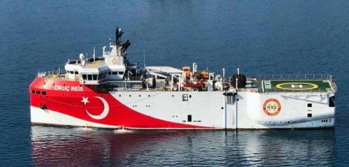 Νέα NAVTEX ανακοίνωσε η Τουρκία στην Ανατολική Μεσόγειο