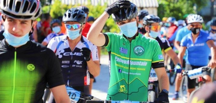 Για 10η χρονιά στην Άνω Χώρα Ναυπακτίας, οι ποδηλατικοί αγώνες του καλοκαιριού