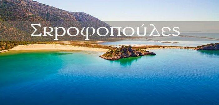 Αιτωλοακαρνανία: Μεγάλη και μικρή Σκροφοπούλα (VIDEO)