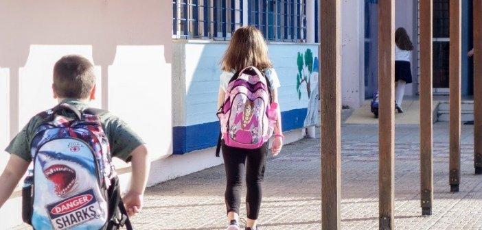 Σύψας για σχολεία: «Οι τάξεις θα λειτουργήσουν σαν κλειστή κάψουλα»