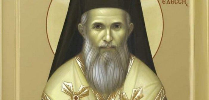 Πανηγυρική Θεία Λειτουργία για τον Άγιο Καλλίνικο στην Ανάληψη Τριχωνίδος