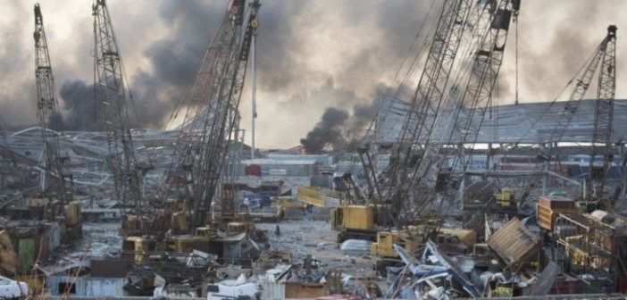 Λίβανος: Στους 113 οι νεκροί της φονικής έκρηξης – Σε έκτακτη ανάγκη η Βηρυτός