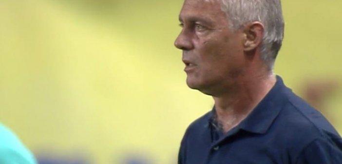 """Μ. Χάβος: """"Έκλεισα 170 αγώνες ως προπονητής του Παναιτωλικού – Χαίρομαι που ανανέωσα τη συνεργασία μου με τον κ. Κωστούλα"""""""