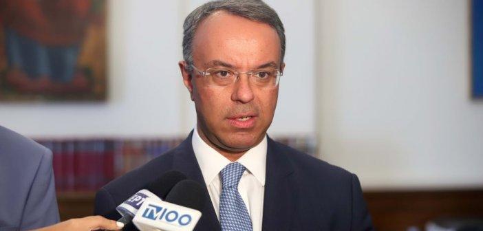 Σταϊκούρας: Μάλλον επιβεβαιώνονται οι εκτιμήσεις μας για ύφεση μέχρι 8%