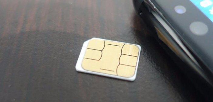 Στα δικαστήρια για μια κάρτα sim που αγόρασε πριν 9 χρόνια