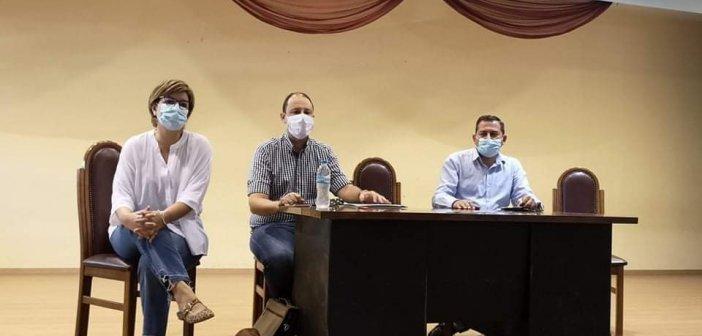 Ενημερωτική συνάντηση στον Αστακό για την αντιμετώπιση καταρροϊκού πυρετού
