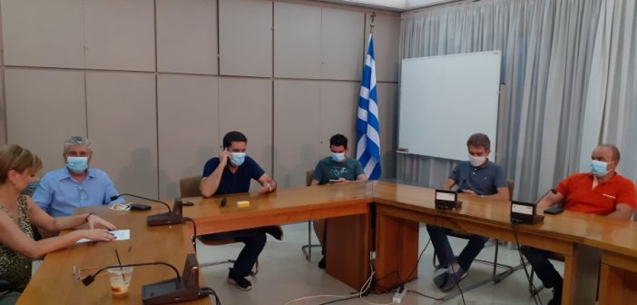 """Αγρίνιο: Έκτακτη σύσκεψη για τον """"Ιανό"""" – Συνεδριάζει το τοπικό συντονιστικό όργανο της Πολιτικής Προστασίας"""