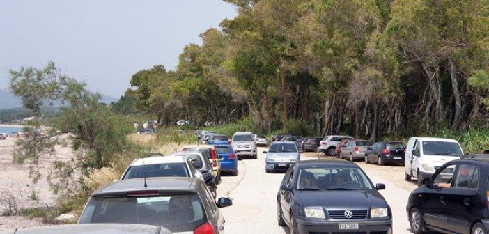 Μπαράζ κλοπών από αυτοκίνητα σε παραλίες της Πρέβεζας – Μία σύλληψη
