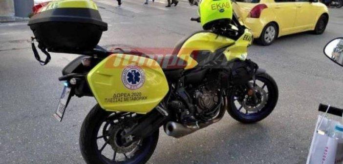 Δυτική Ελλάδα: Της έδωσαν ζωή ο αστυνομικός και ο διασώστης του ΕΚΑΒ-Η 50χρονη κατέρρευσε και αμέσως κινητοποιήθηκε ολόκληρος μηχανισμός