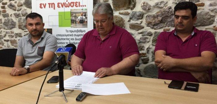 Ναύπακτος: Και πάλι στην επίθεση η Ομοσπονδία για το έργο της ανάπλασης