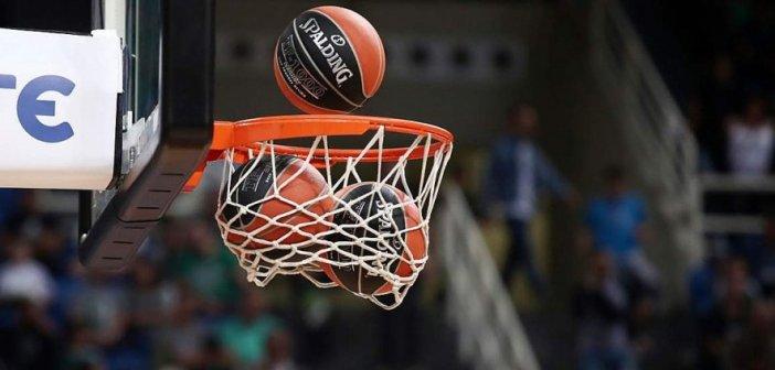 Κύπελλο Μπάσκετ : Μαρούσι και στο βάθος Ολυμπιακός Β' στο δρόμο του ΑΟ Αγρινίου
