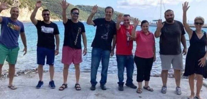 Ιθάκη: Χαμόγελα ελπίδας μπροστά στα χαλάσματα! Έτσι συγκίνησαν οι επιχειρηματίες στις Φρίκες