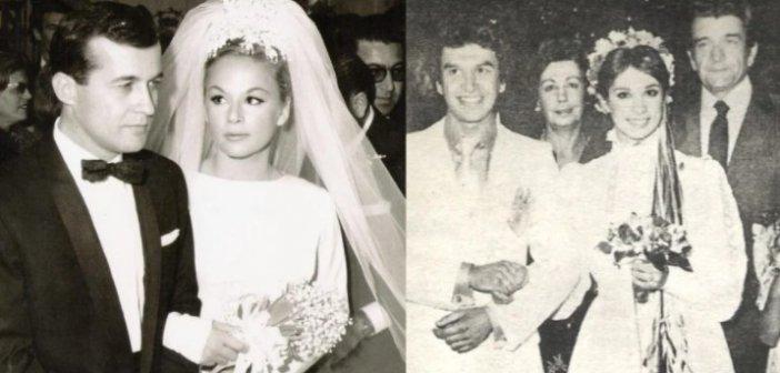 Οι διάσημοι γάμοι, 25 αγαπημένων Ελλήνων ηθοποιών, μέσα από ένα φωτογραφικό πρότζεκτ