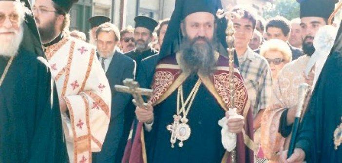 Ναυπάκτου Ἱερόθεος:  Ἀρχιερατική θεία Λειτουργία γιά τήν 25η ἐπέτειο ἐνθρονίσεως