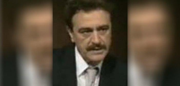 Έφυγε από τη ζωή ο ηθοποιός Γιώργος Χαδίνης: Βρέθηκε νεκρός από τον γιο του