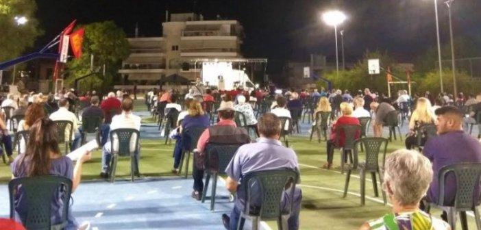 Το46οΦεστιβάλ ΚΝΕ –«Οδηγητή»στο Αγρίνιο (ΔΕΙΤΕ ΦΩΤΟ)