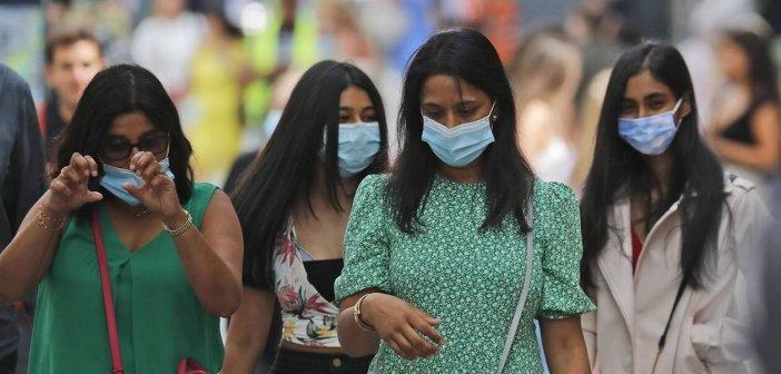 Δυτική Ελλάδα: 13 παραβάσεις για μη χρήση μάσκας την Παρασκευή