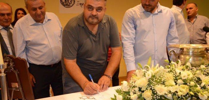Αποδοχή παραίτησης και ορισμός νέου Αντιδημάρχου στον Δήμο Ξηρομέρου