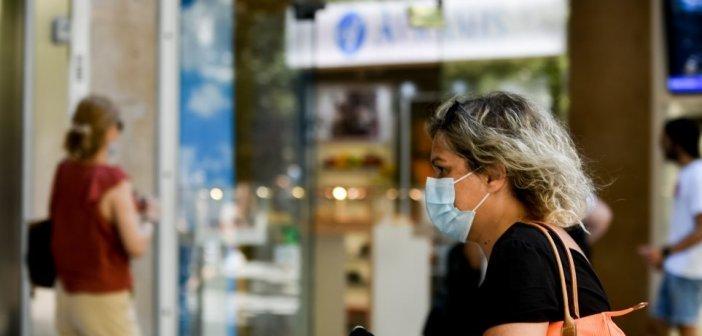 Δυτική Ελλάδα: 11 πρόστιμα για μη χρήση μάσκας την Τρίτη