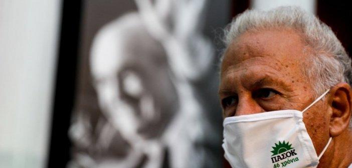 Με μάσκες… ΠΑΣΟΚ η εκδήλωση για την 3η Σεπτεμβρίου