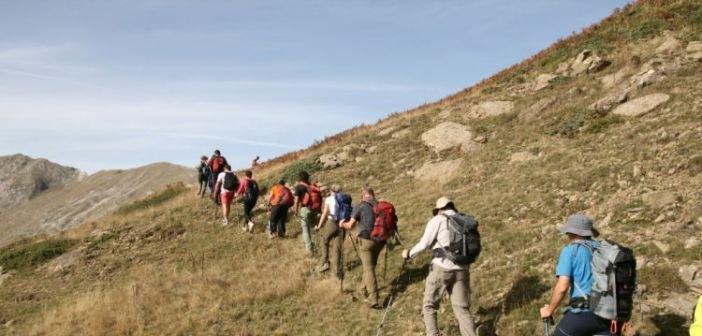 Ορειβατικός Σύλλογος Μεσολογγίου :Εκδρομή από το Καρέλι Ευήνου έως τη Γέφυρα Αρτοτίβας
