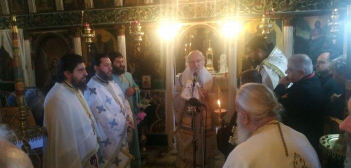 Πανηγύρισε η Ι. Μονή Παναγίας Λυκούρισσης Αγρινίου (ΦΩΤΟ)