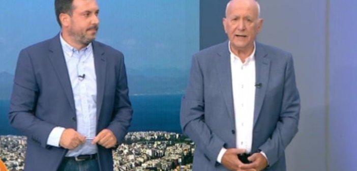 Ο Γιώργος Παπαδάκης αποκάλυψε ότι το Καλημέρα Ελλάδα «χτυπήθηκε» από τον κορονοϊό (VIDEO)