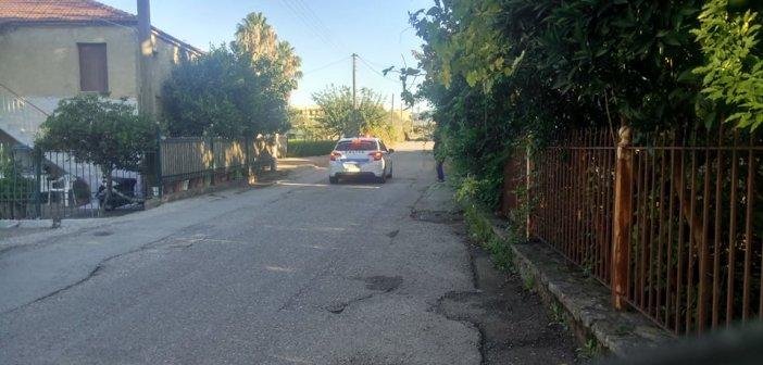 Παναιτώλιο: Παράσυρση πεζού στην περιοχή του Αγίου Κυπριανού (ΦΩΤΟ)